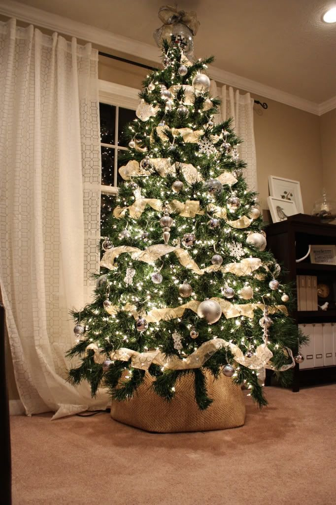 Professionally Decorated Christmas Trees Pictures